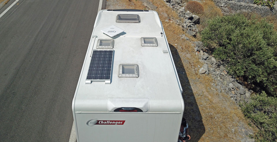 Solaranlage & Satanlage